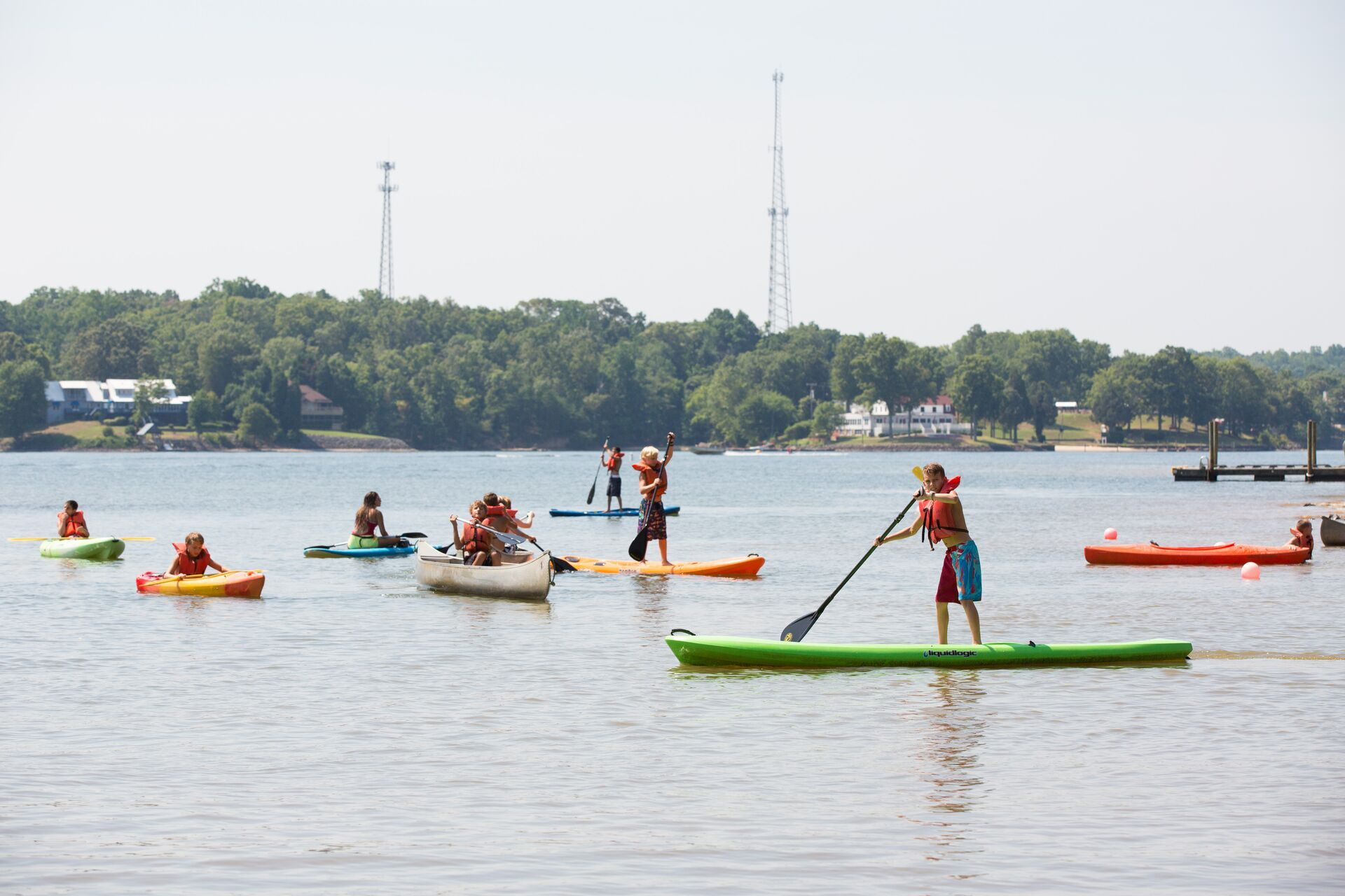 Join and connect with YMCA Alumni thunderbird camp for upcoming events