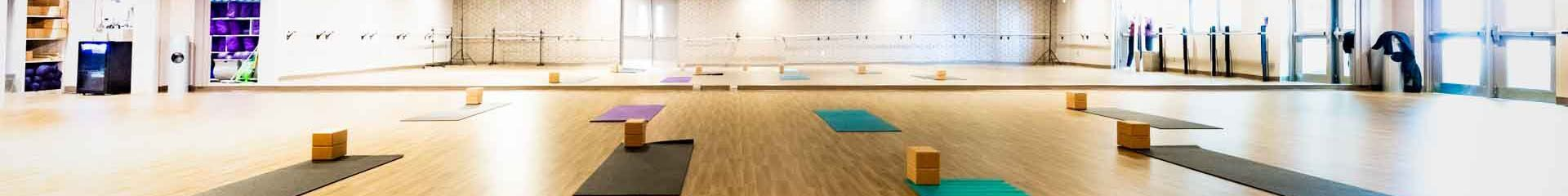 A wide variety of yoga for physical and mental fitness at YMCA