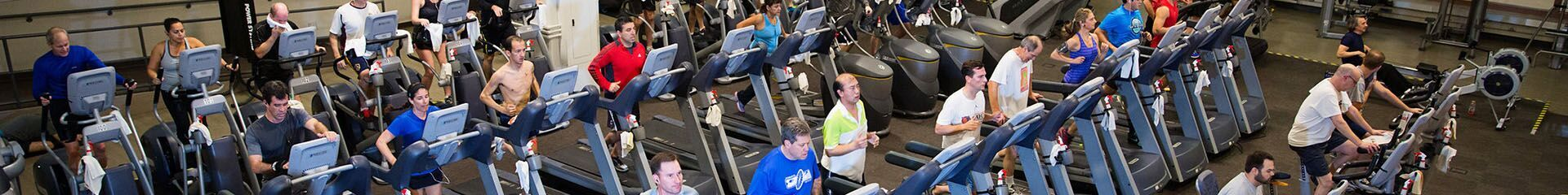 Workout together with Childress Klein amenities