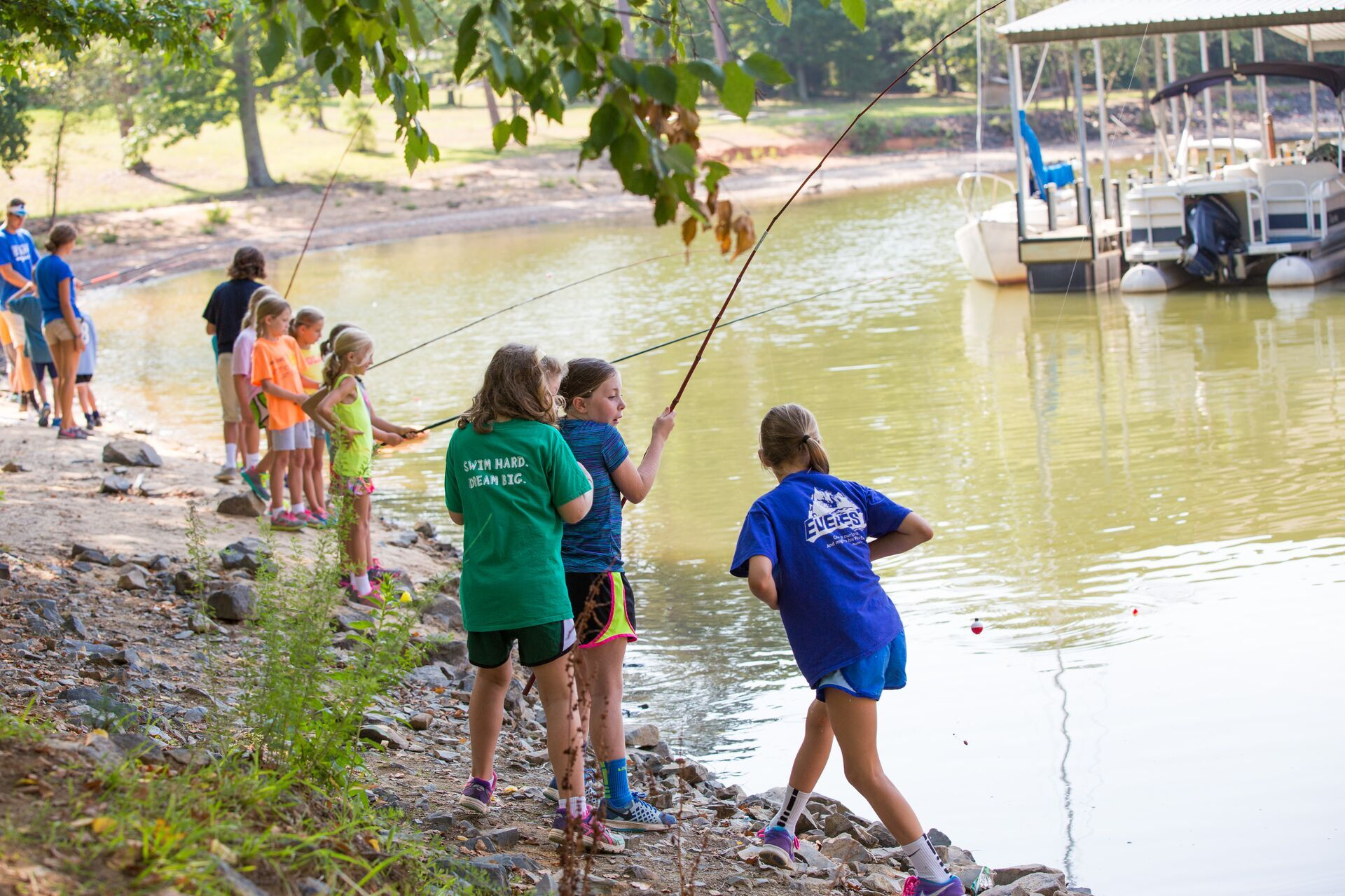 Learn more about the YMCA Camp Thunderbird Field trip dates and rates