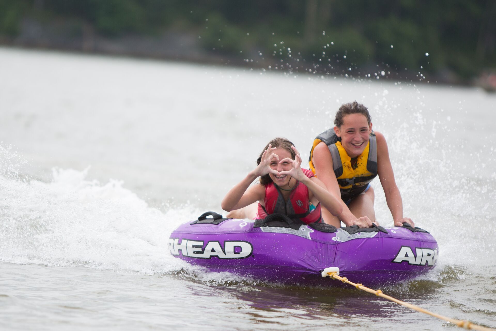 Donate now to YMCA Camp Thunderbird for better community